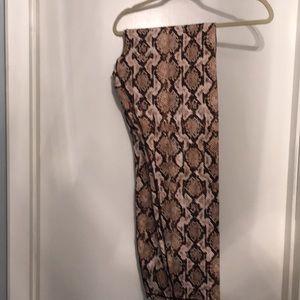NWOT Michael Kors leggings